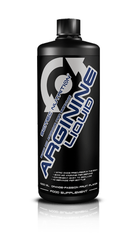 Liquid Arginine arancia-frut.pass 1000ml ScitecNutrition