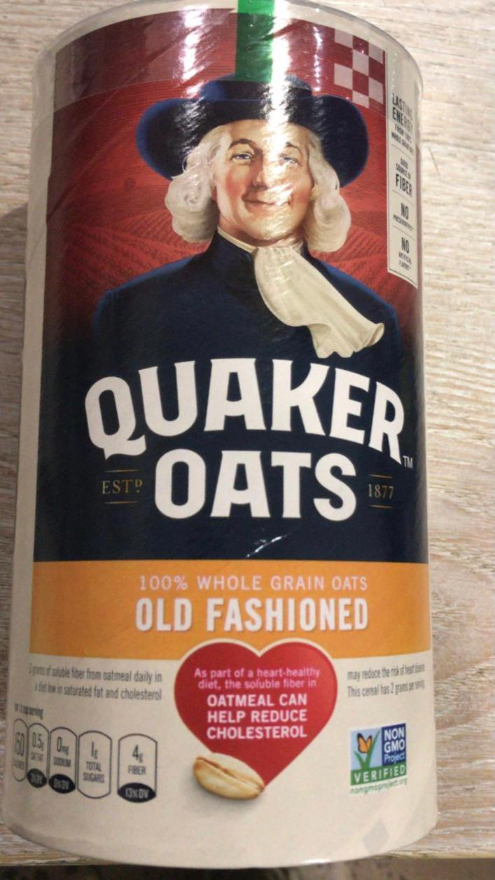 QUAKER OATS OLD FASHIONED FIOCCHI DAVENA- 510G