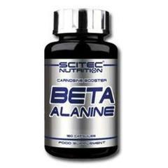 BETA ALANINE 120 CPS  SCITEC  120 cps
