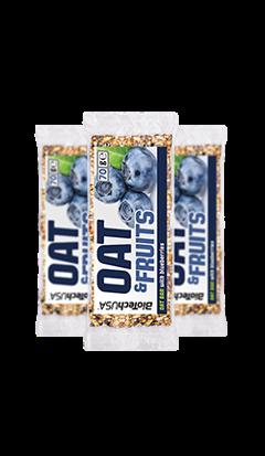 OAT & FRUITS 70 GR BIOTECH USA