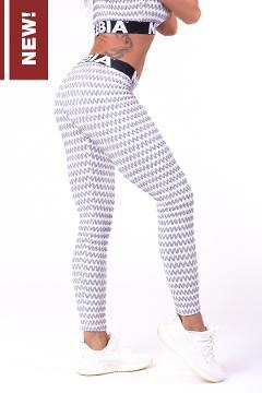Leggings con motivo 3D stile Boho - 658 NEBBIA Boho Style 3D pattern leggings