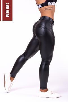 """Pantalone effetto bubble - 669 -  NEBBIA Bubble Butt pants """"Cat Woman"""""""