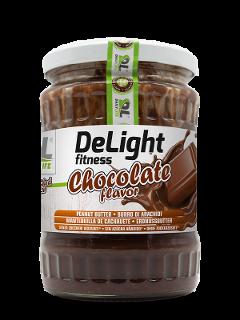 Delight Fitness burro di arachidi Daily Life 510 g