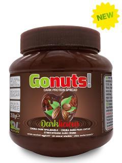Crema spalmabile cioccolato fondente - Go Nuts Darklicious Daily Life