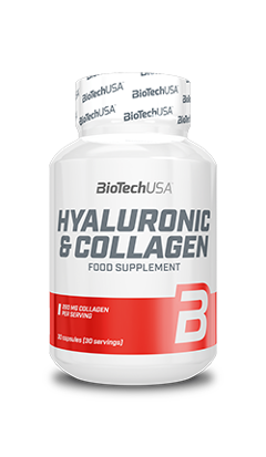 HYALURONIC & COLLAGEN BioTech 30 cps ACIDO IALURONICO E COLLAGENE