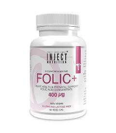 Integratore alimentare - Folic + Inject 60 cps