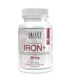 Integratore alimentare - Iron + Inject 60 cps