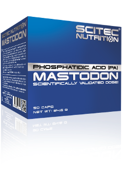 Mastodon Scitec 90 cps