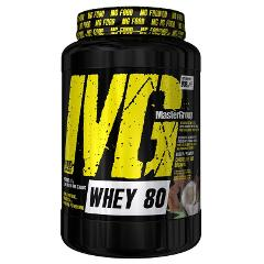 WHEY 80 MG 908 GR Proteine in polvere