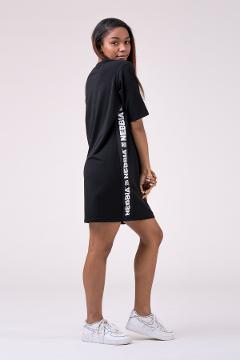 Playful Restday Oversized dress 522 NEBBIA Taglia M