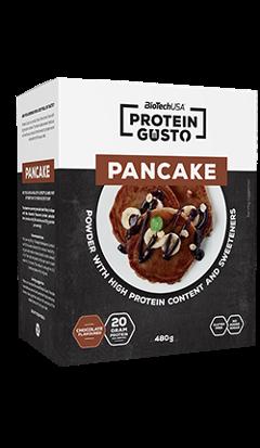 Protein Pancake - Preparato per pancake proteico BioTech 480g (12 x 40g)
