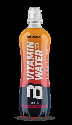 Vitamin Water Zero - Bevanda Aromatizzata non gassato con vitamine e zinco  BioTech 500 ml