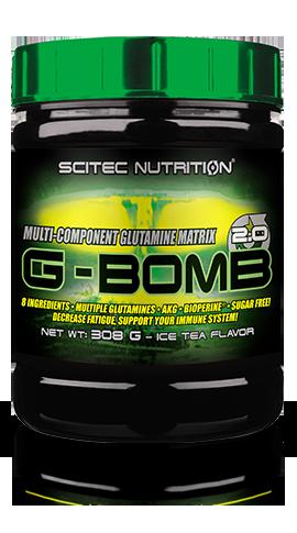 G-BOMB 2.0 SCITEC 308 GR ENERGETICO