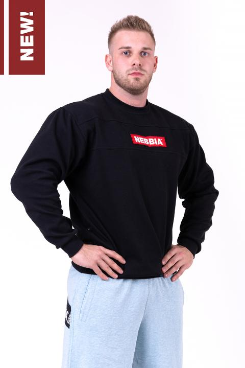 Felpa girocollo  NEBBIA 148 - Red Label Sweatshirt