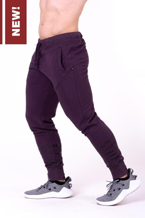 Pantaloni da Jogging Tuta - 153 NEBBIA Gym Hero joggers