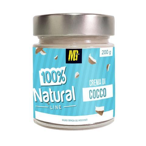 Crema Di Cocco 100% Natural MG 200g