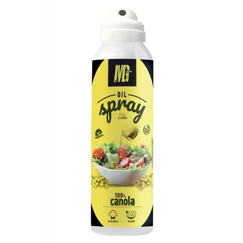 Olio Spray 250 ml MG 100% canola