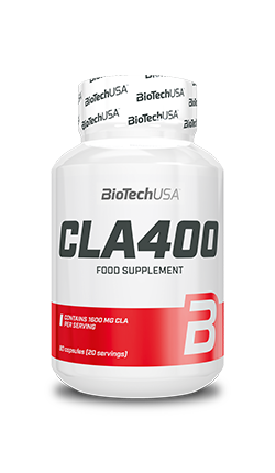 CLA 400 BioTech ACIDO LINOLEICO CONIUGATO IN CAPSULE 80 caps
