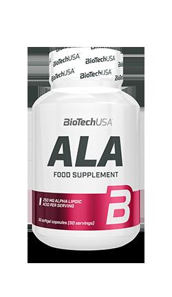 ALA BioTech ACIDO ALFA LIPOICO -  50 cps
