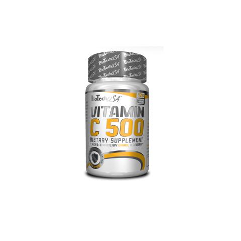 Vitamina C in capsule masticabili - Vitami c 500 BioTech