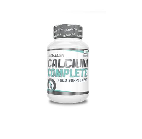 Calcium Complete BioTech 90 cps Calcio e Magnesio -