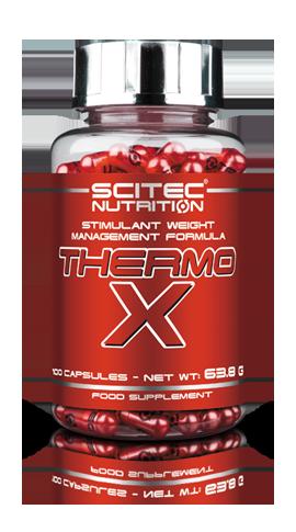 Thermo X  - Formula per il controllo del peso corporeo Scitec