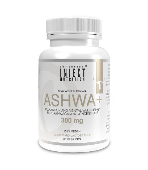 Integratore alimentare - Ashwa + Inject