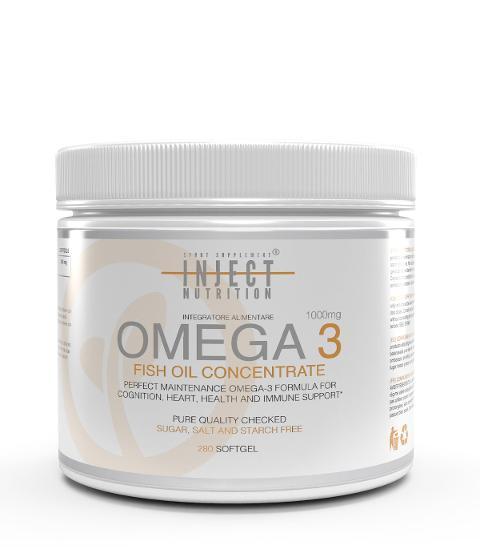 Integratore alimentare - Omega 3 Inject