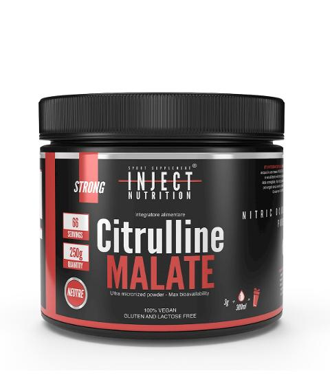 Citrulline Malate 250g Inject