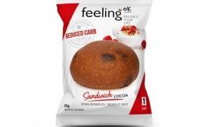 Sandwich al cacao Feeling Ok