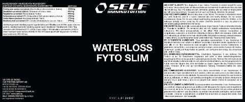 WATERLOSS FYTO SLIM SELF
