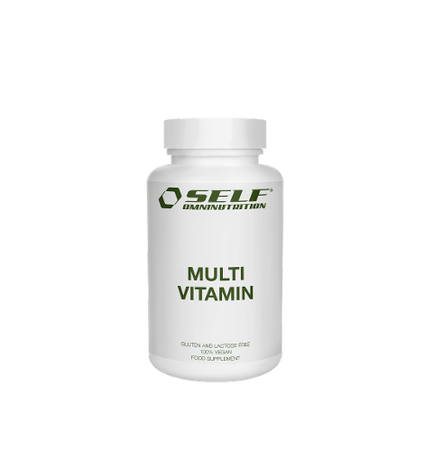 MULTIVITAMINICO SELF multivitamin 60 cps