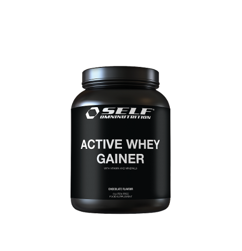 Active Whey Gainer Self 2kg