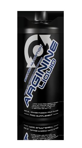Arginine Liquid 1lt Scitec