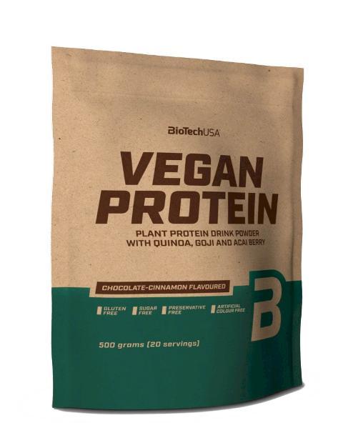 Vegan Protein Bio Tech 1 kg Proteina Vegana
