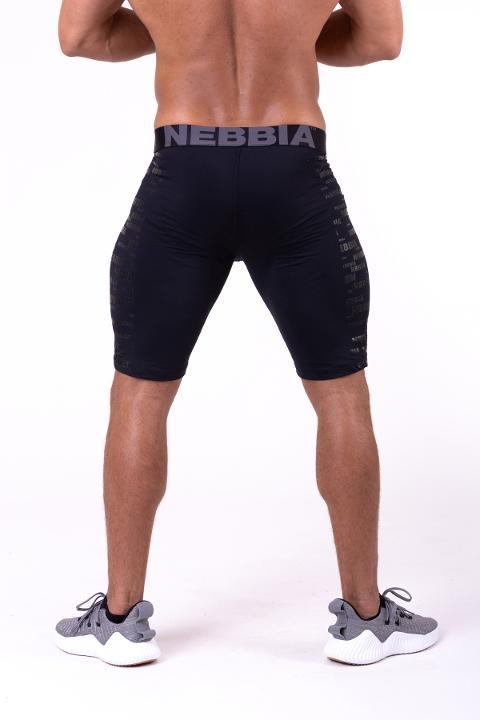Pantaloncini da bicicletta Road Hero biker shorts 161 NEBBIA