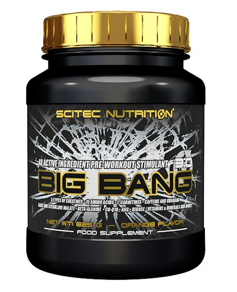 BIG BANG 3.0 825 GR SCITEC