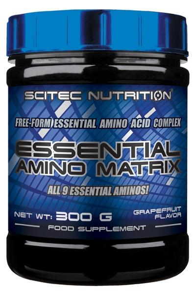 ESSENTIAL AMINO MATRIX 300 GR  SCITEC 300 GR