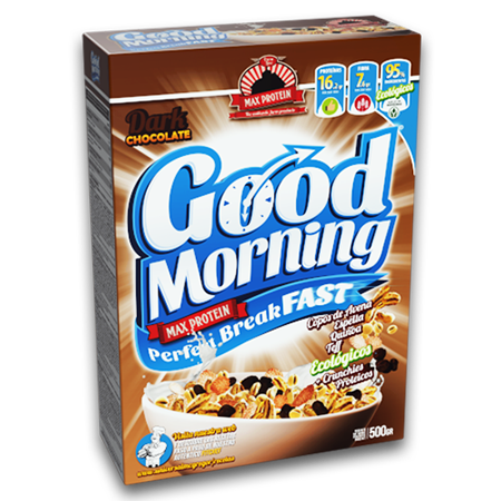Cereali proteici Good Morning Max Protein 500g