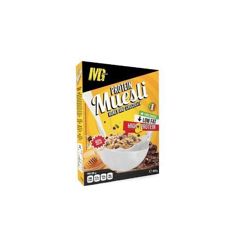 Muesli Cioccolato e Miele 40% Concentrato proteico MG 400g