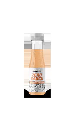 Salsa a basso contenuto di carboidrati e calorie BioTech 350 ml