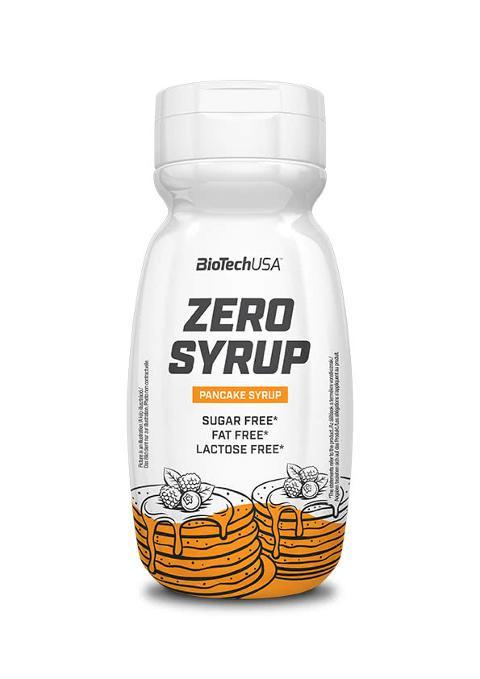 Sciroppo - Zero Syrup BioTech 320 ml
