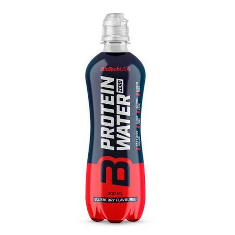 Protein Water Zero - Bevanda non gassata aromatizzata BioTech 500 ml