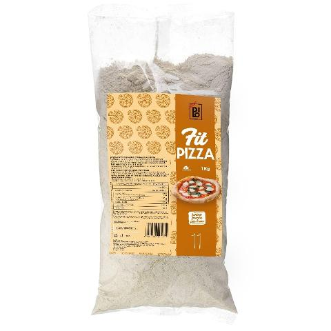 Preparato di farina di avena per pizza - DILO Fit Pizza MG 1 KG