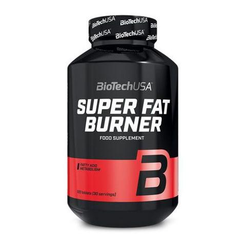 Super Fat Burner BioTech 120 cps