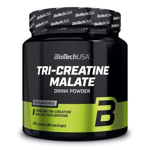 Tri-Creatine Malate BioTech 300g