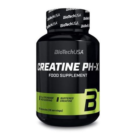Creatine PH-X BioTech 90 cps