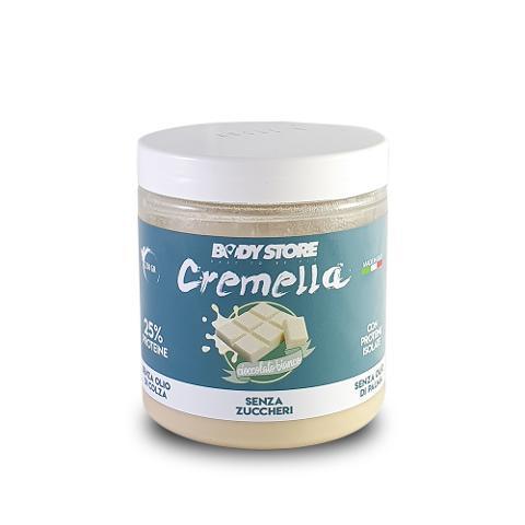 Cremella - Crema proteica spalmabile Body Store 250g
