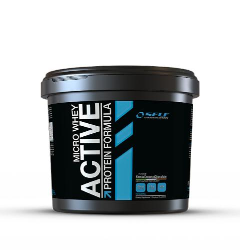 MICRO WHEY ACTIVE  SELF 1000 GR PROTEINA ISOLATA