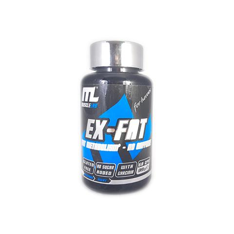 Dimagrante Ex fat 60 cps MuscleLab 60 cps